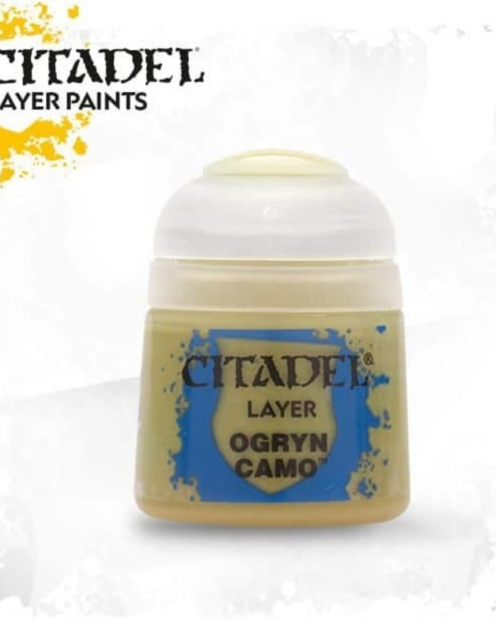 Games Workshop Citadel Paint: Layer - Ogryn Camo