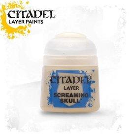 Games Workshop Citadel Paint: Layer - Screaming Skull