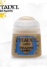 Games Workshop Citadel Paint: Layer - Tallarn Sand