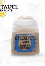 Games Workshop Citadel Paint: Layer - Karak Stone