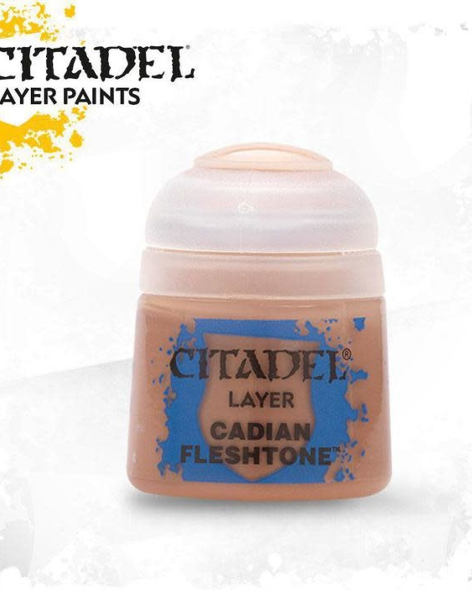 Games Workshop Citadel Paint: Layer - Cadian Fleshtone