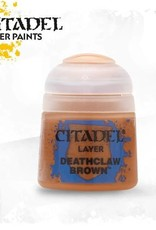 Games Workshop Citadel Paint: Layer - Deathclaw Brown