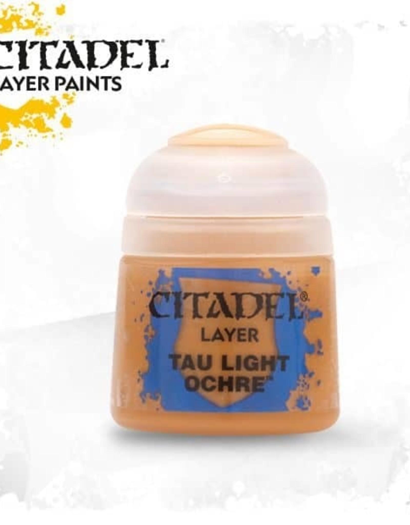 Games Workshop Citadel Paint: Layer - Tau Light Ochre