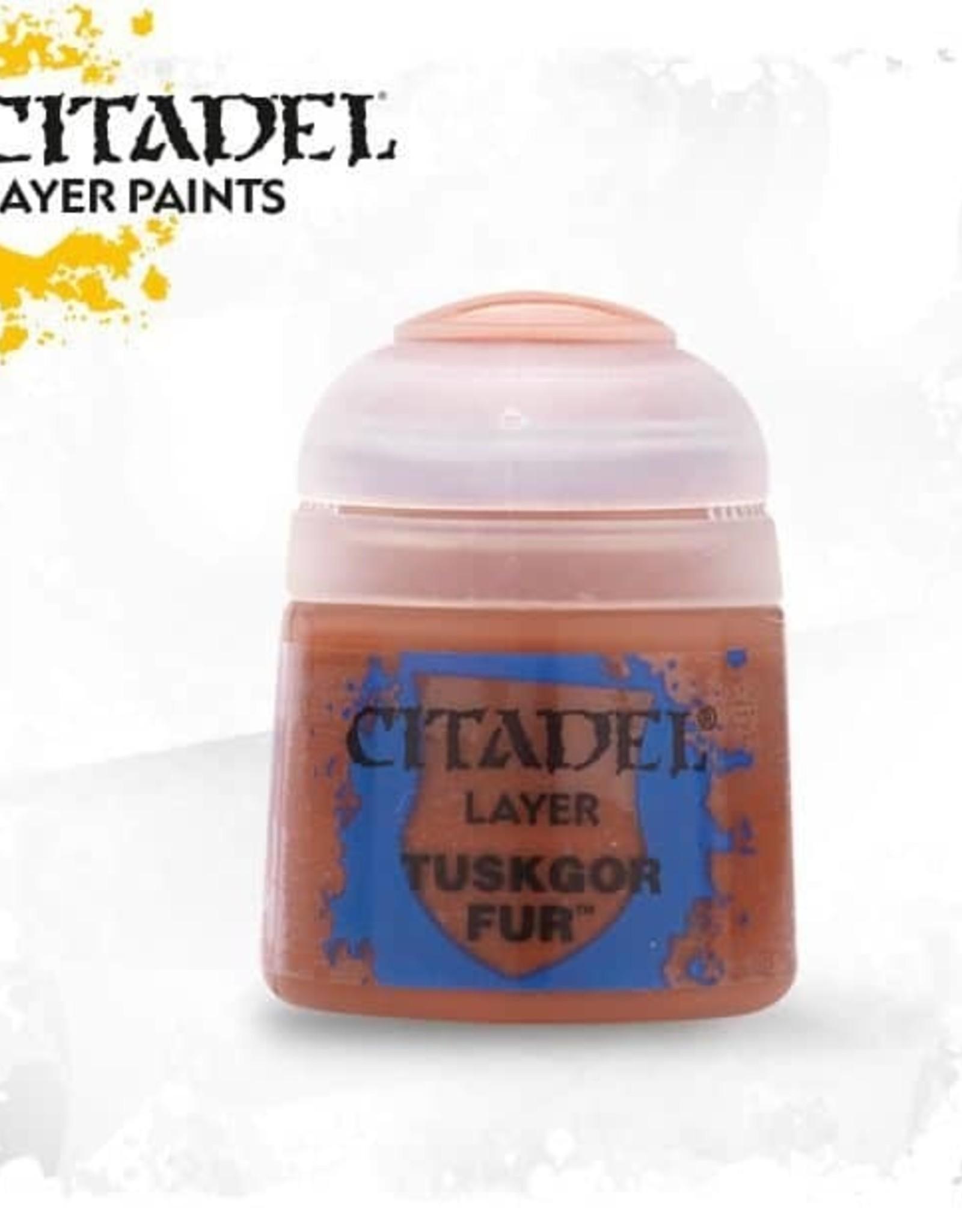 Games Workshop Citadel Paint: Layer - Tuskgor Fur