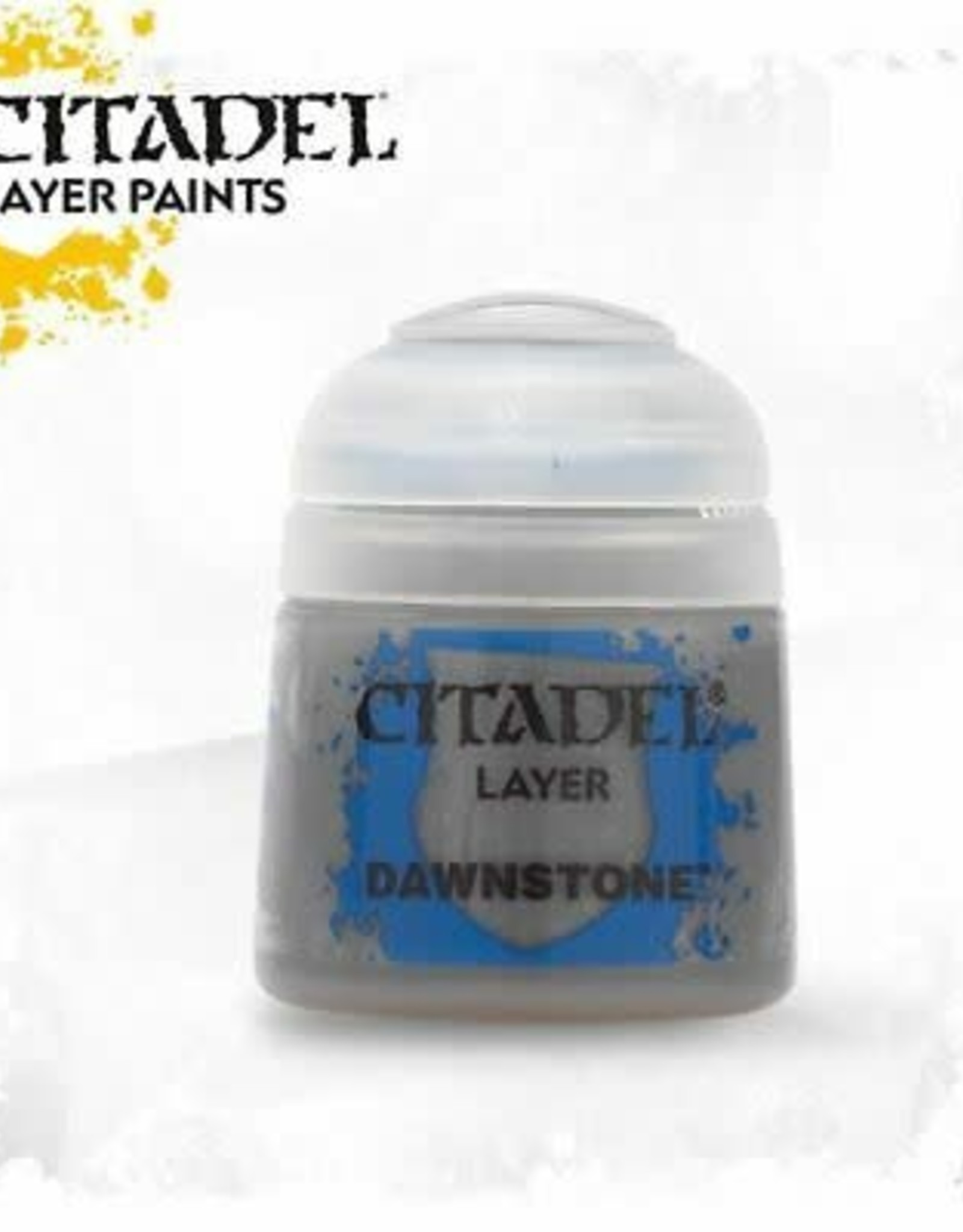 Games Workshop Citadel Paint: Layer - Dawnstone