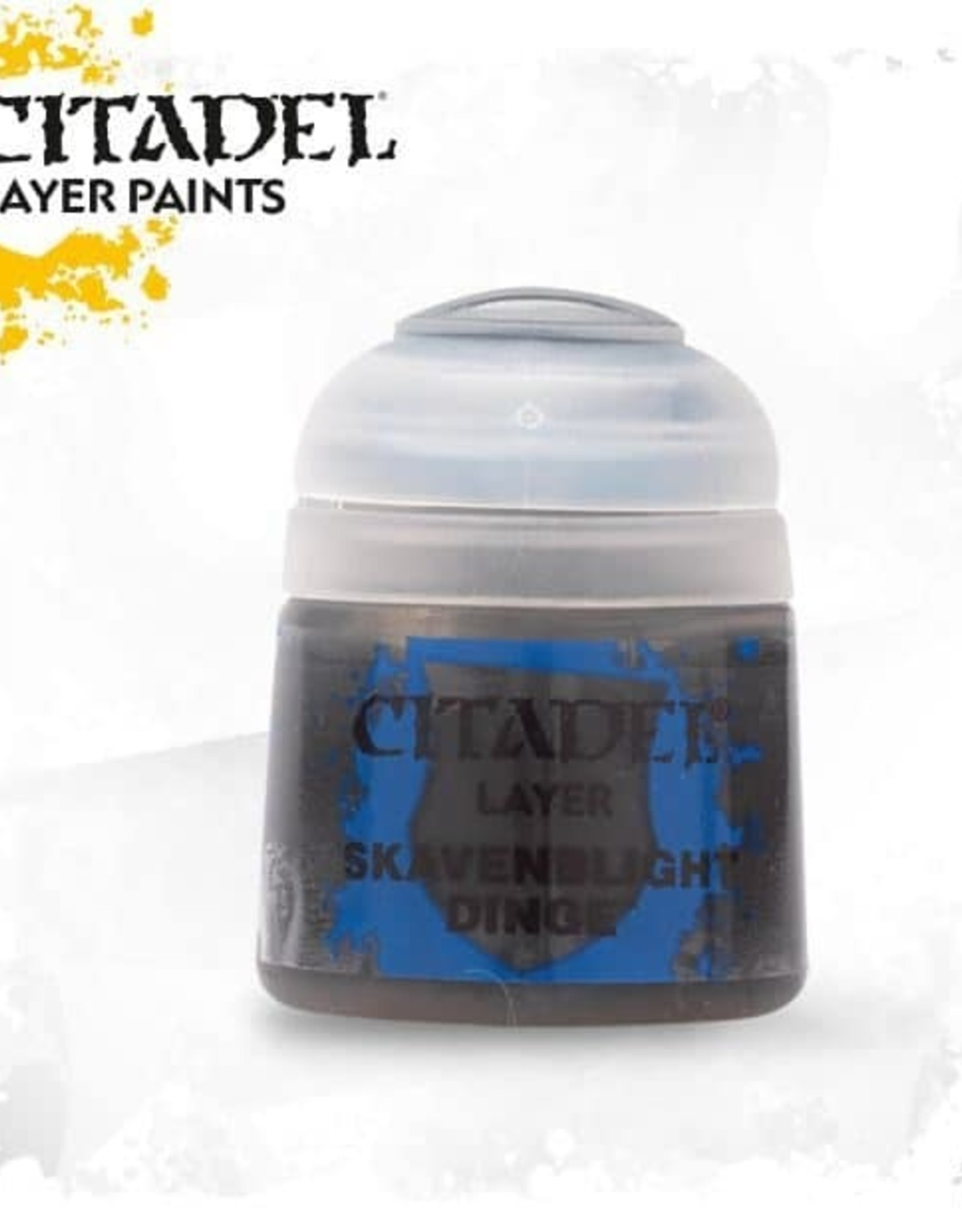 Games Workshop Citadel Paint: Layer - Skavenblight Dinge