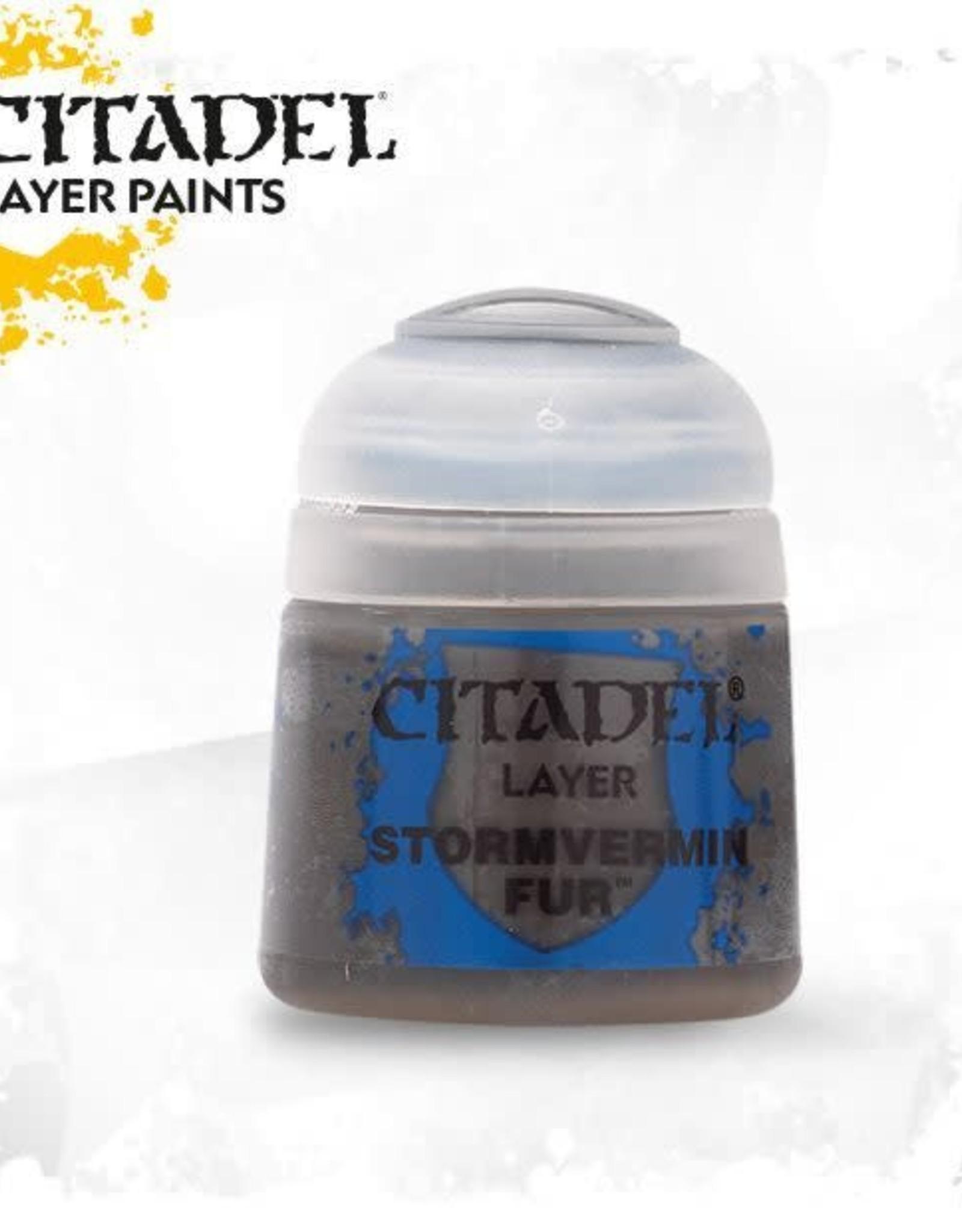 Games Workshop Citadel Paint: Layer - Stormvermin Fur