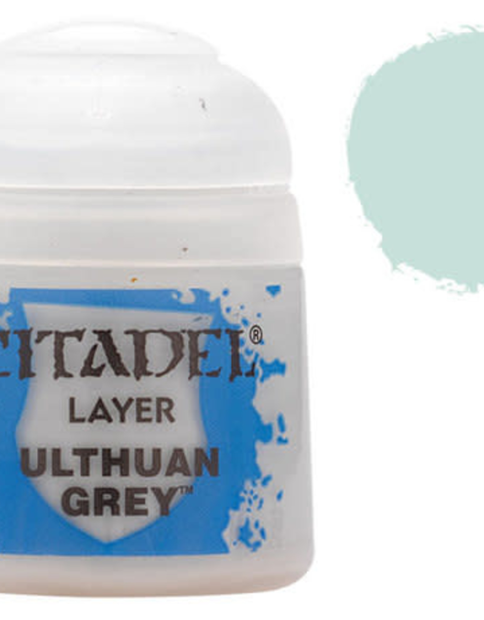 Games Workshop Citadel Paint: Layer - Ulthuan Grey