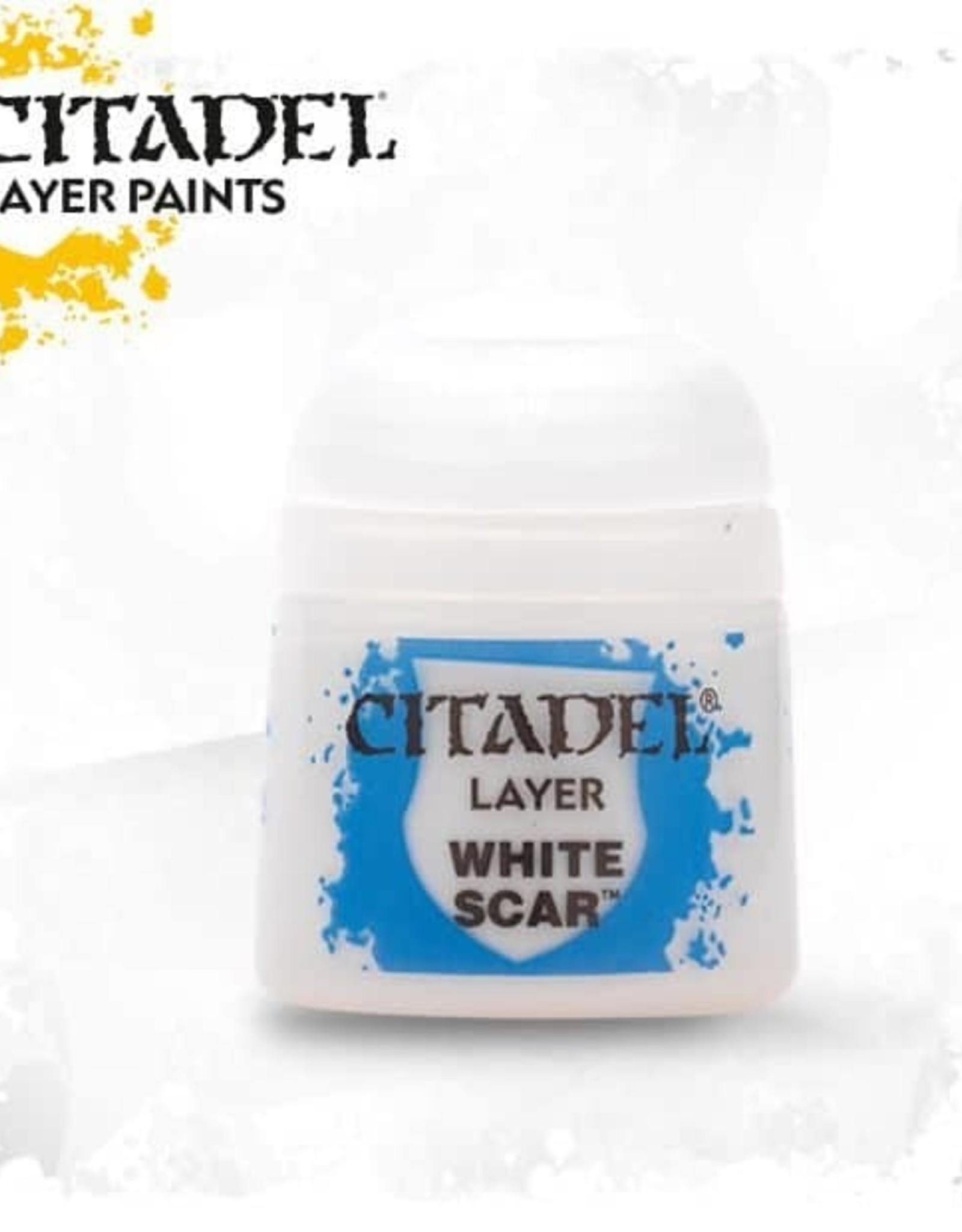 Games Workshop Citadel Paint: Layer - White Scar