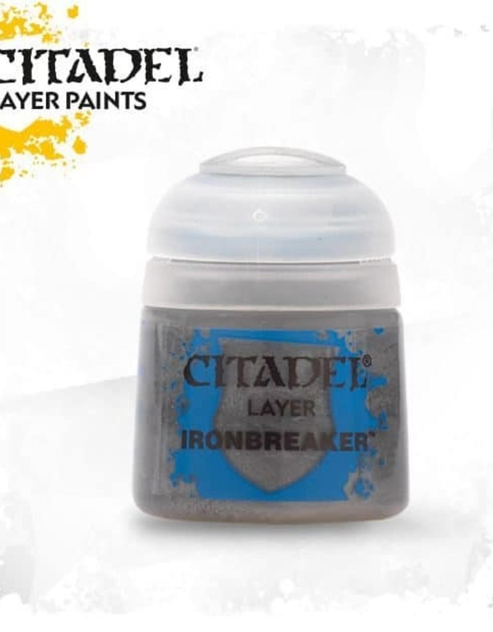 Games Workshop Citadel Paint: Layer - Ironbreaker