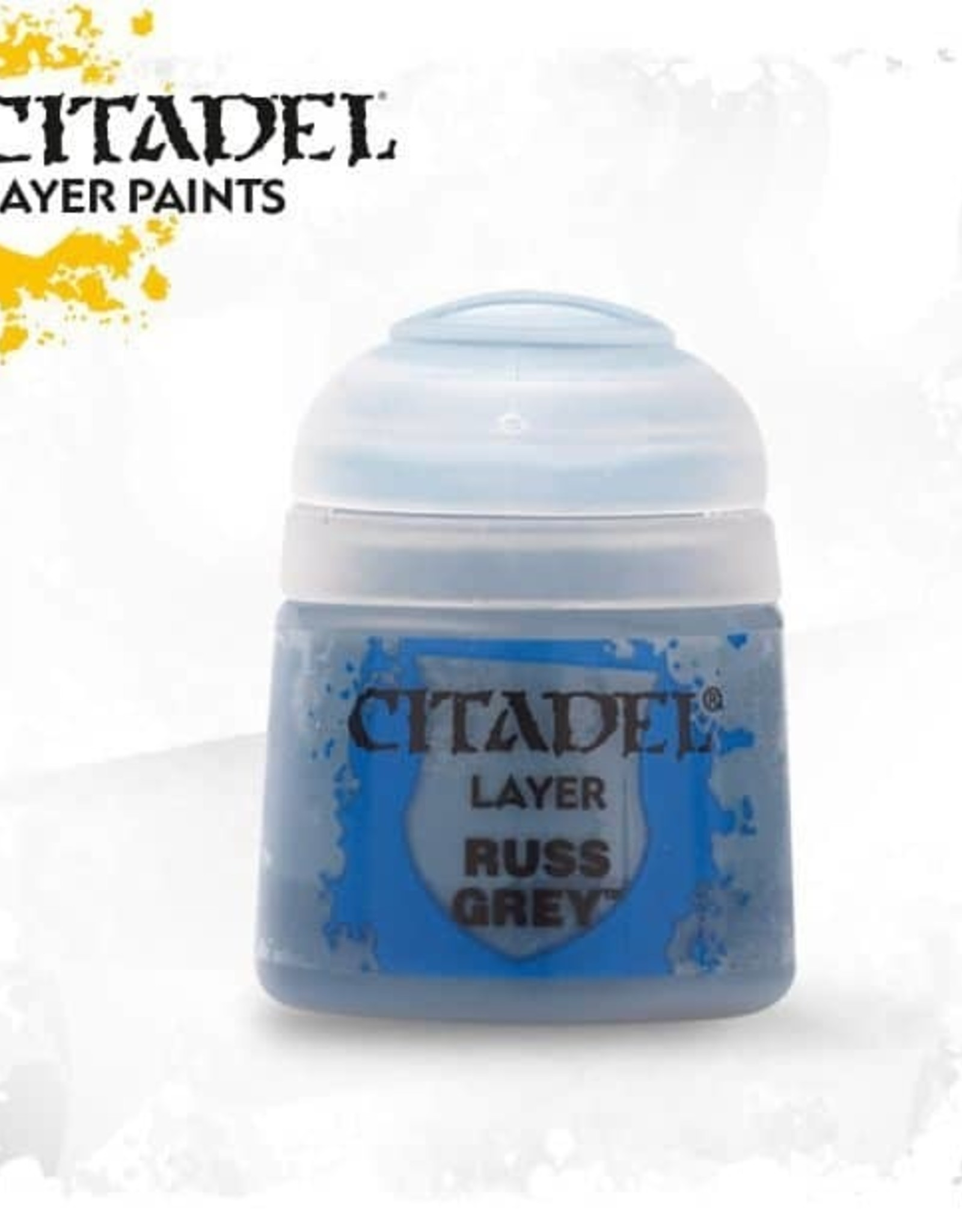 Games Workshop Citadel Paint: Layer - Russ Grey