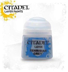 Games Workshop Citadel Paint: Layer - Fenrisian Grey