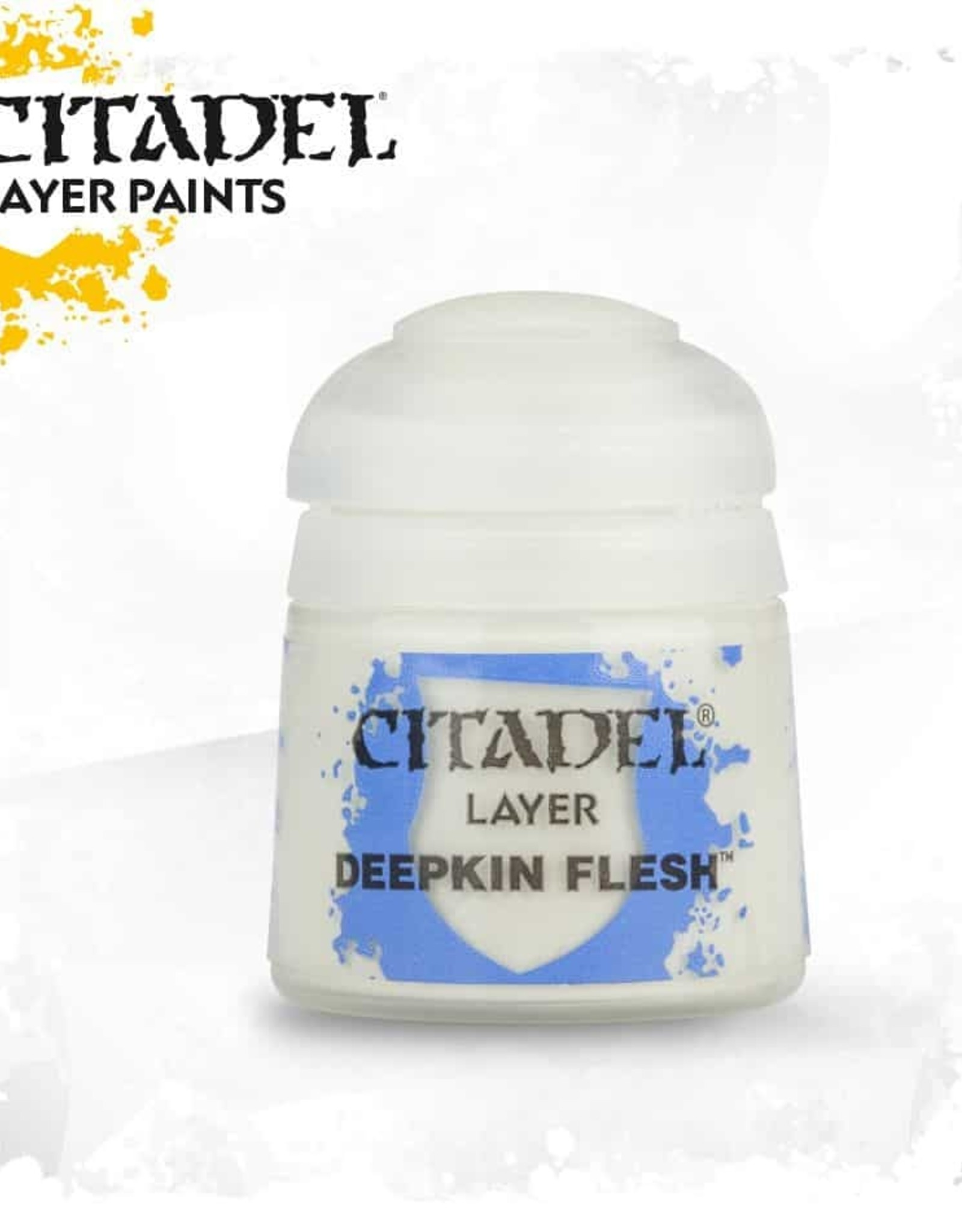 Games Workshop Citadel Paint: Layer - Deepkin Flesh