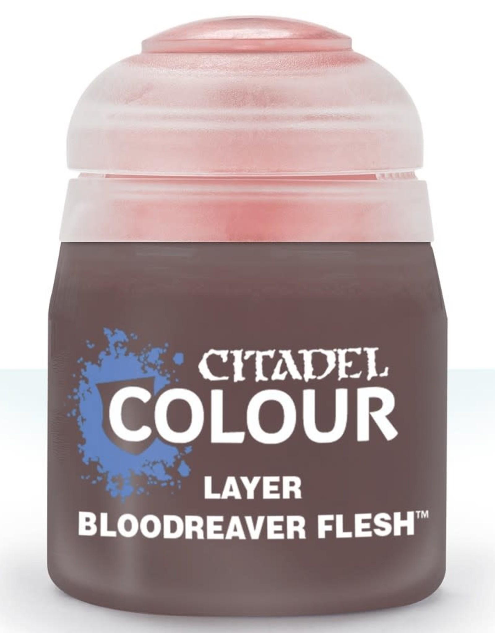 Games Workshop Citadel Paint: Layer - Blood Reaver Flesh
