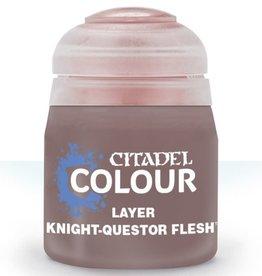 Games Workshop Citadel Paint: Layer - Knight-Questor Flesh