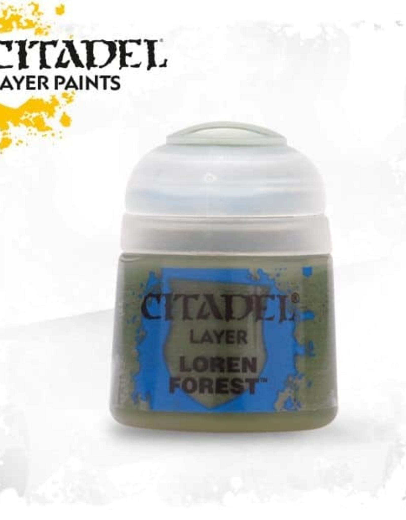 Games Workshop Citadel Paint: Layer - Loren Forest