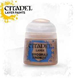 Games Workshop Citadel Paint: Layer - Sycorax Bronze