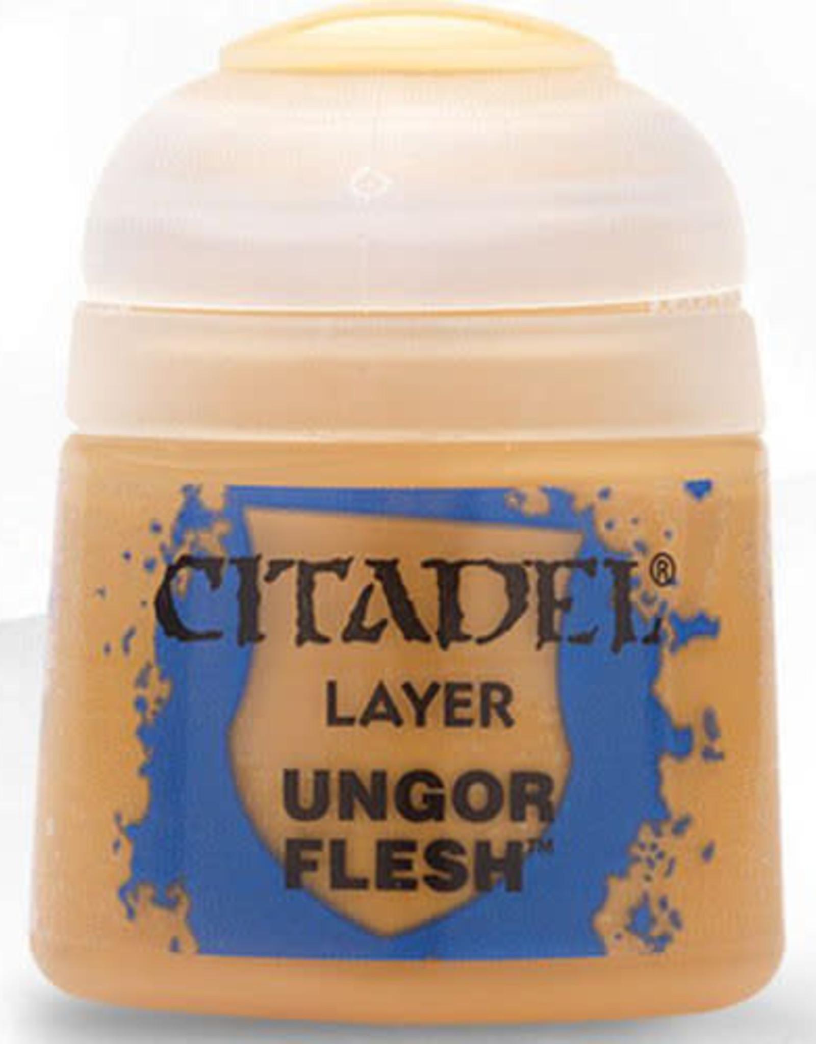 Games Workshop Citadel Paint: Layer - Ungor Flesh