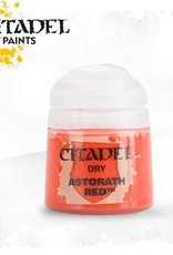 Games Workshop Citadel Paint: Dry - Astorath Red