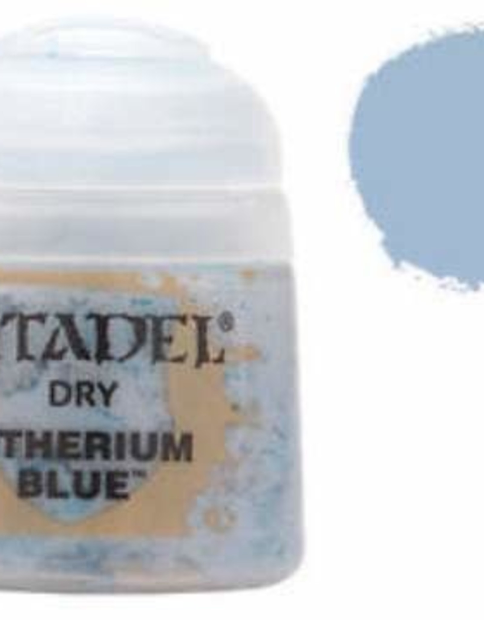 Games Workshop Citadel Paint: Dry - Etherium Blue