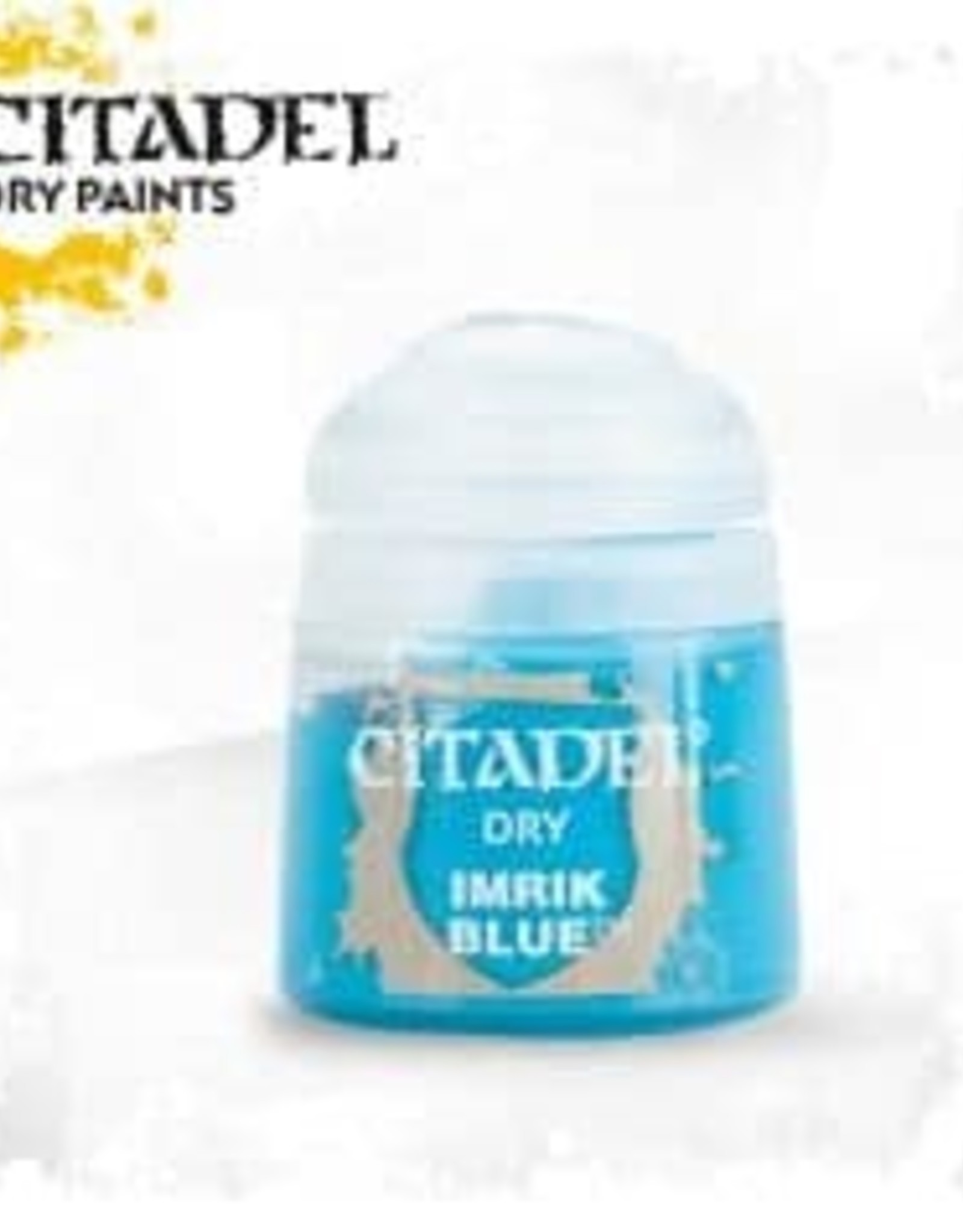 Games Workshop Citadel Paint: Dry - Imrik Blue