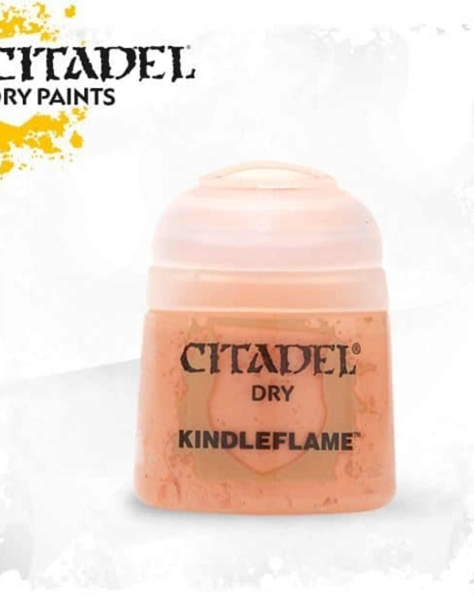 Games Workshop Citadel Paint: Dry - Kindleflame