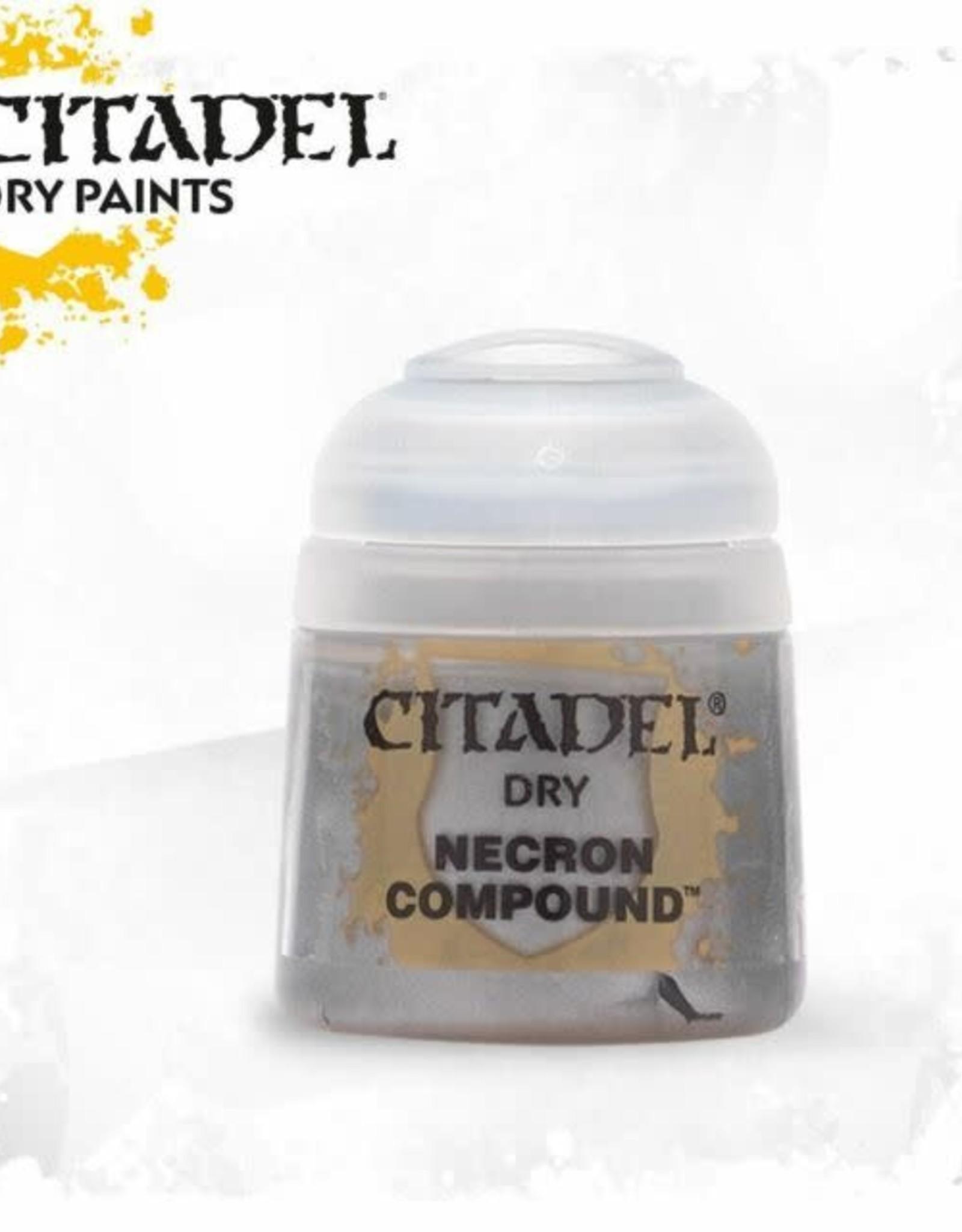 Games Workshop Citadel Paint: Dry - Necron Compound