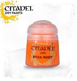 Games Workshop Citadel Paint: Dry - Ryza Rust