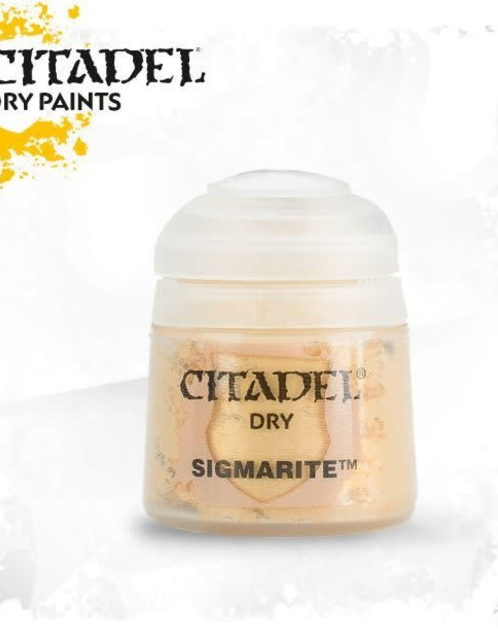 Games Workshop Citadel Paint: Dry - Sigmarite