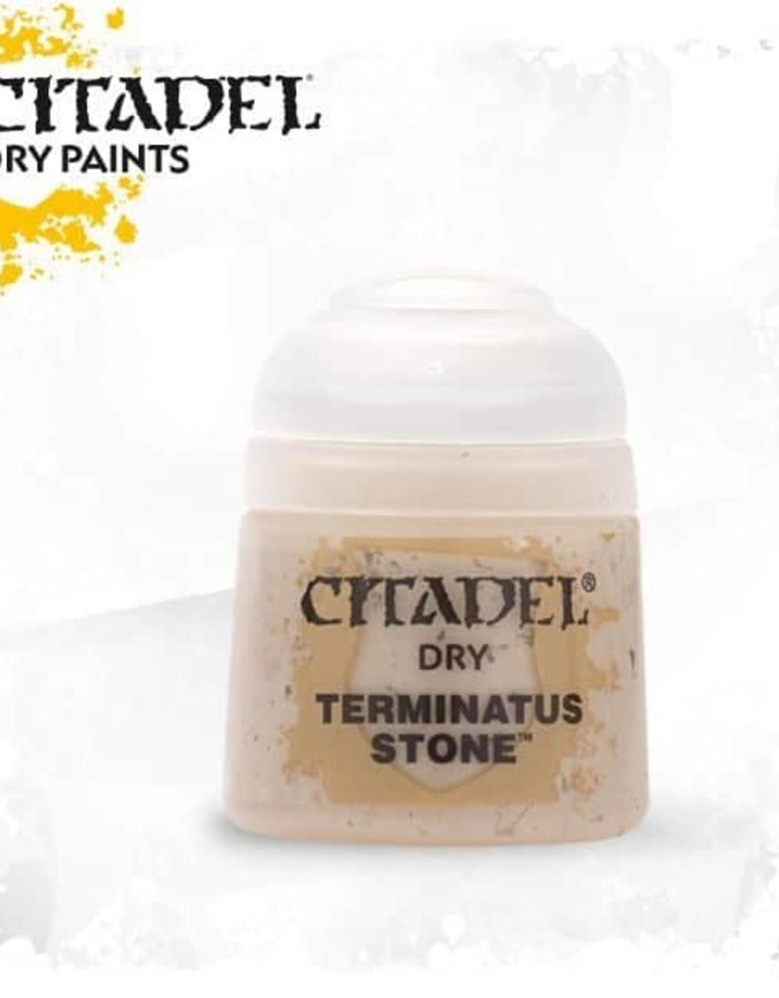 Games Workshop Citadel Paint: Dry - Terminatus Stone