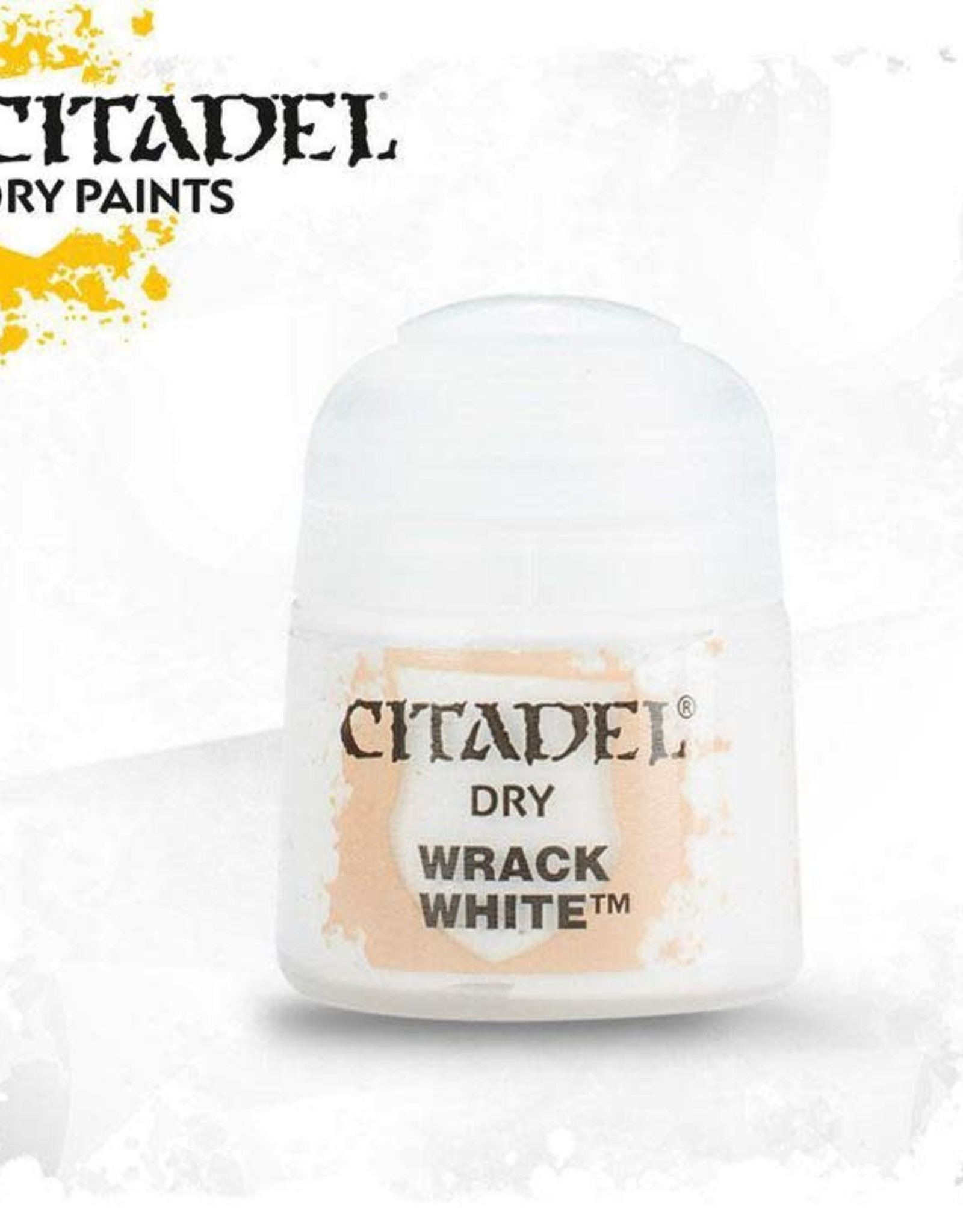 Games Workshop Citadel Paint: Dry - Wrack White