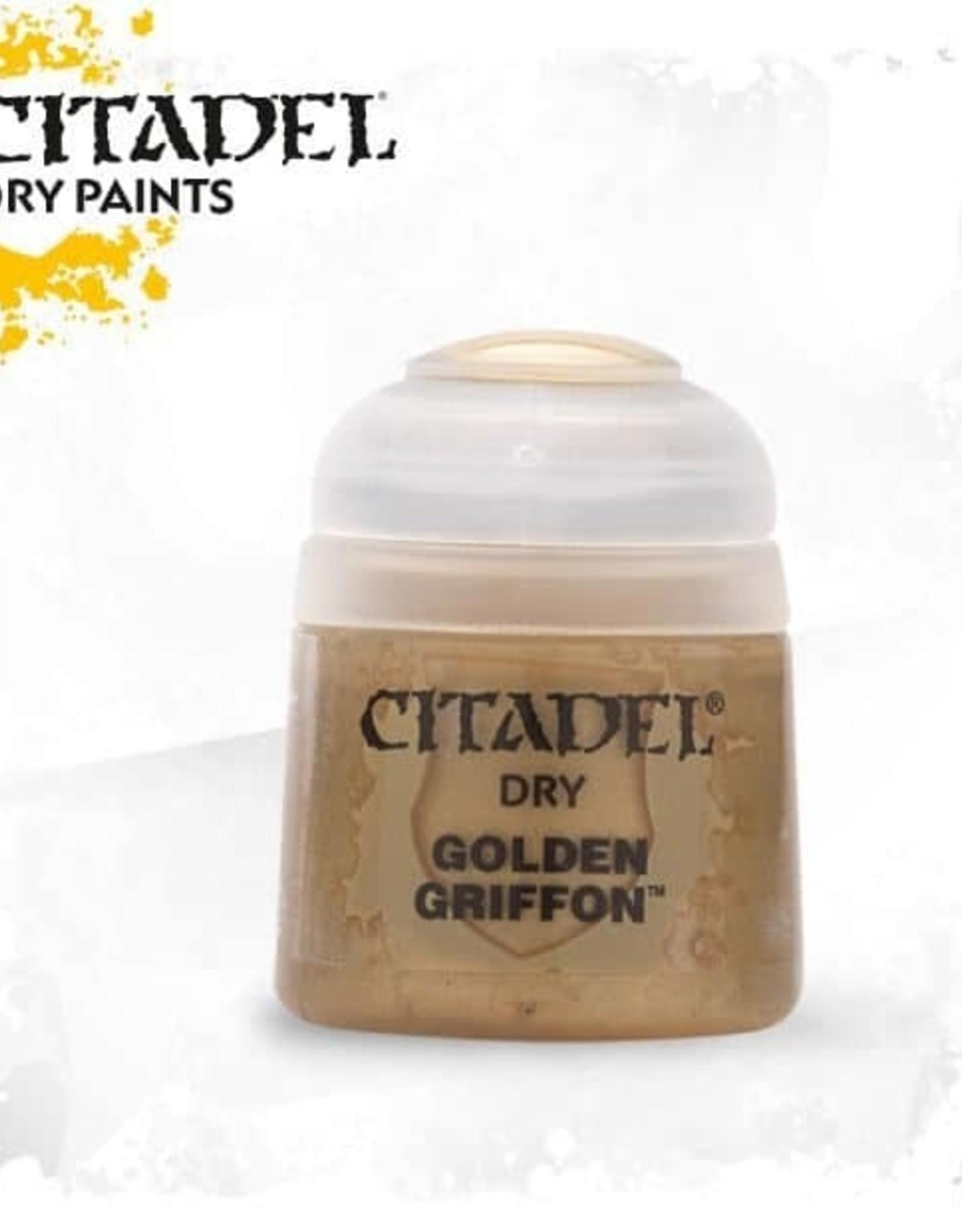 Games Workshop Citadel Paint: Dry - GOLDEN GRIFFON
