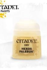 Games Workshop Citadel Paint: Dry - HEXOS PALESUN