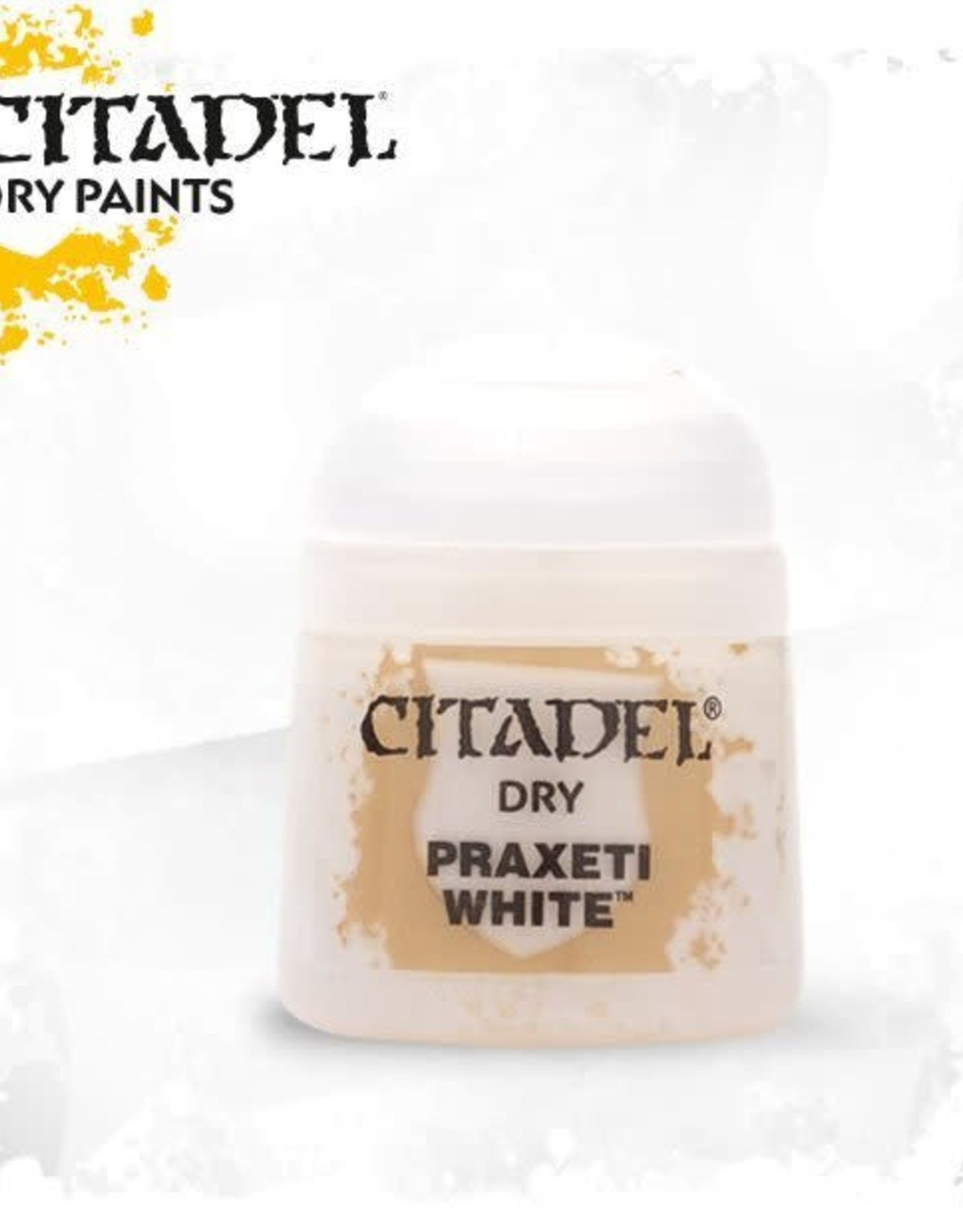 Games Workshop Citadel Paint: Dry - PRAXETI WHITE