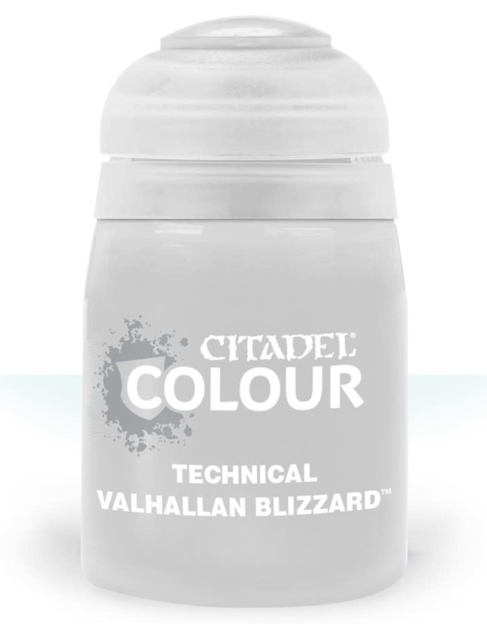 Games Workshop Citadel Paint: Technical - Valhallan Blizzard 24ml