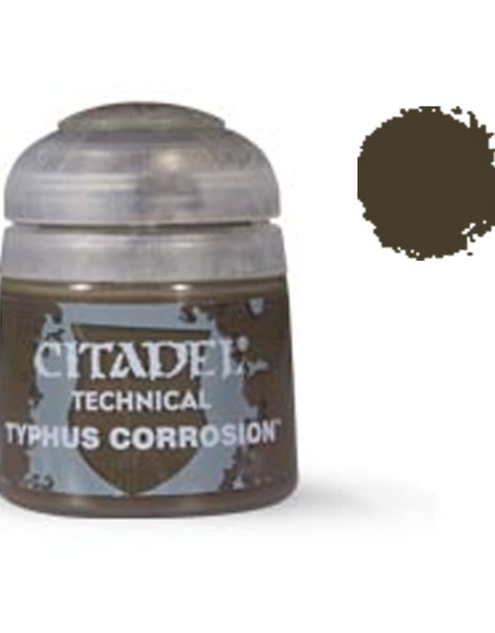 Games Workshop Citadel Paint: Technical - Typhus Corrosion