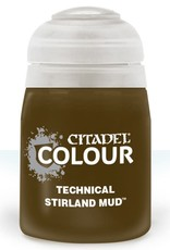 Games Workshop Citadel Paint: Technical - Stirland Mud 24ml