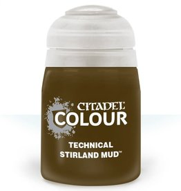 Games Workshop Citadel Paint: Technical - Stirland Mud 24ml