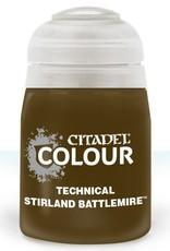 Games Workshop Citadel Paint: Technical - Stirland Battlemire 24ml