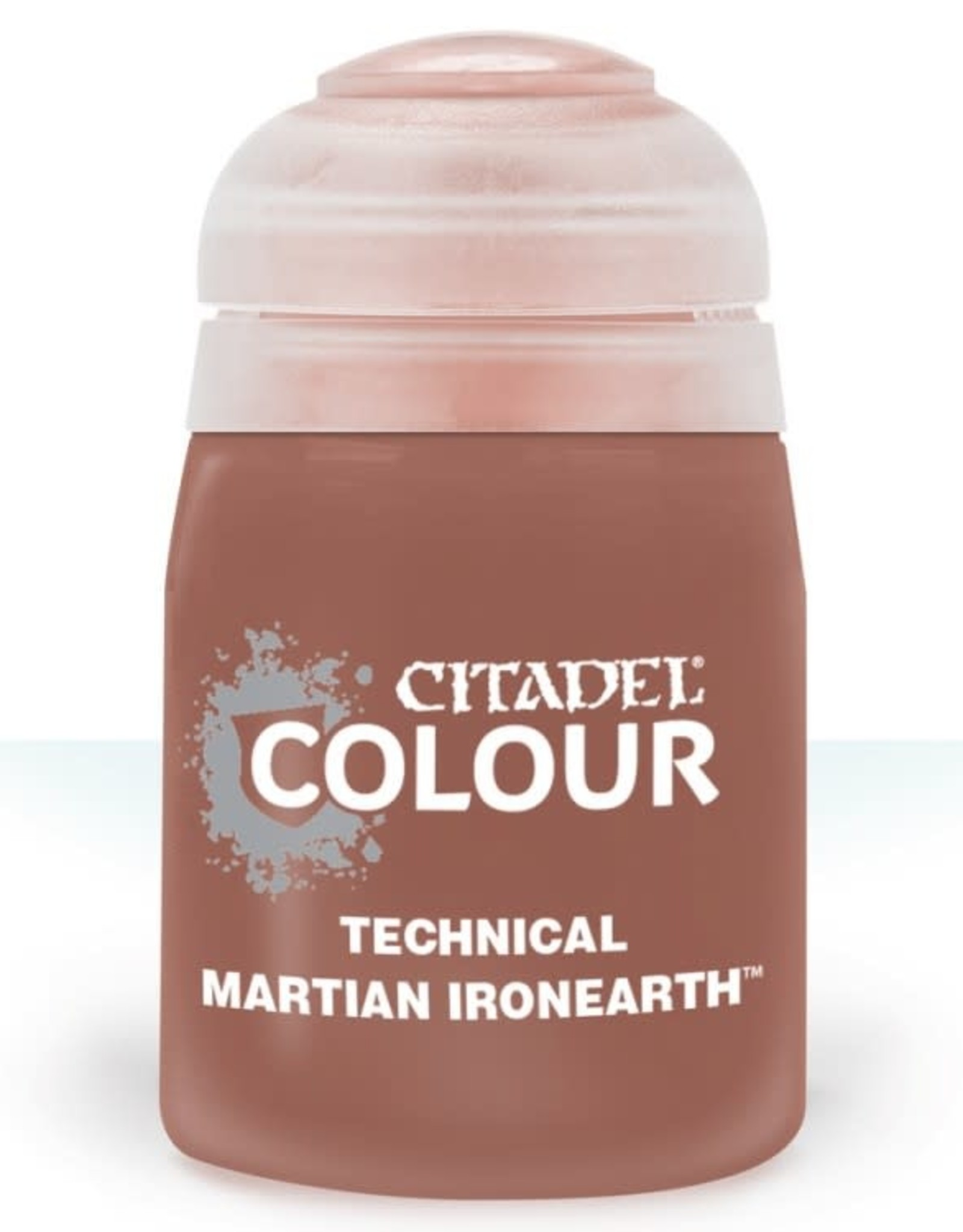 Games Workshop Citadel Paint: Technical - Martian Ironearth 24ml