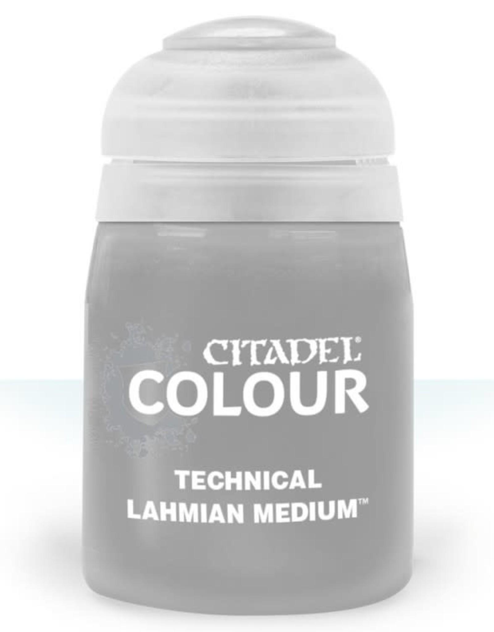 Games Workshop Citadel Paint: Technical - Lahmian Medium