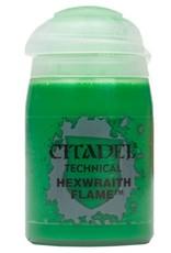 Games Workshop Citadel Paint: Technical - Hexwraith Flame (24ml)