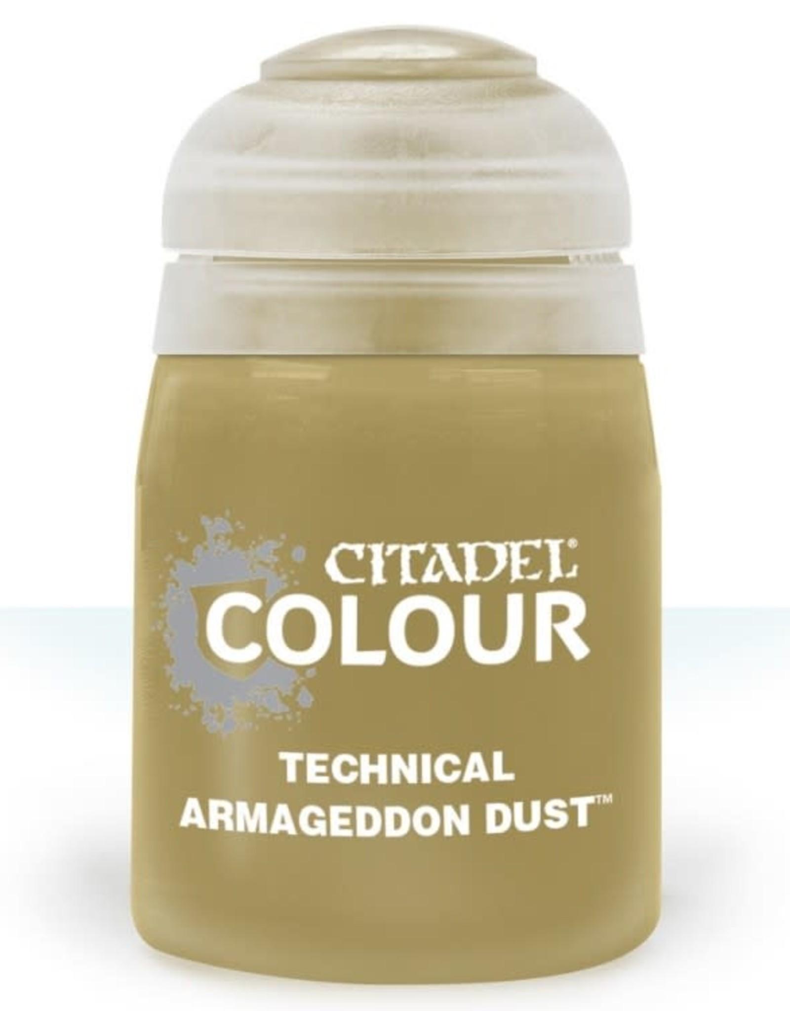 Games Workshop Citadel Paint: Technical - Armageddon Dust 24ml