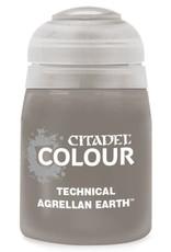 Games Workshop Citadel Paint: Technical - Agrellan Earth 24ml