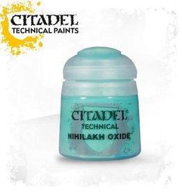 Games Workshop Citadel Paint: Technical - Nihilakh Oxide