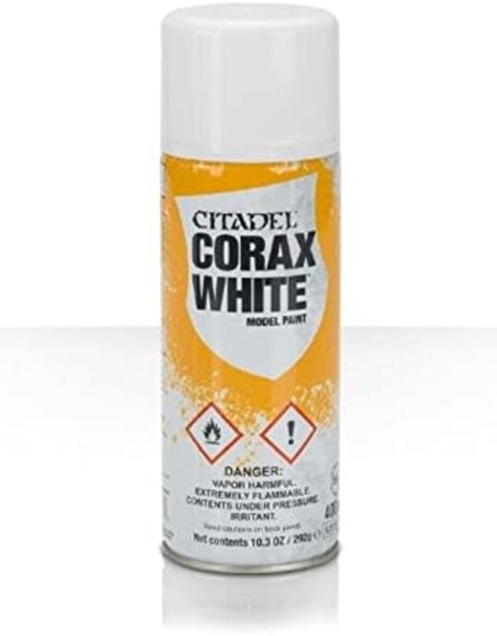 Games Workshop Citadel Spray: Primer Corax White