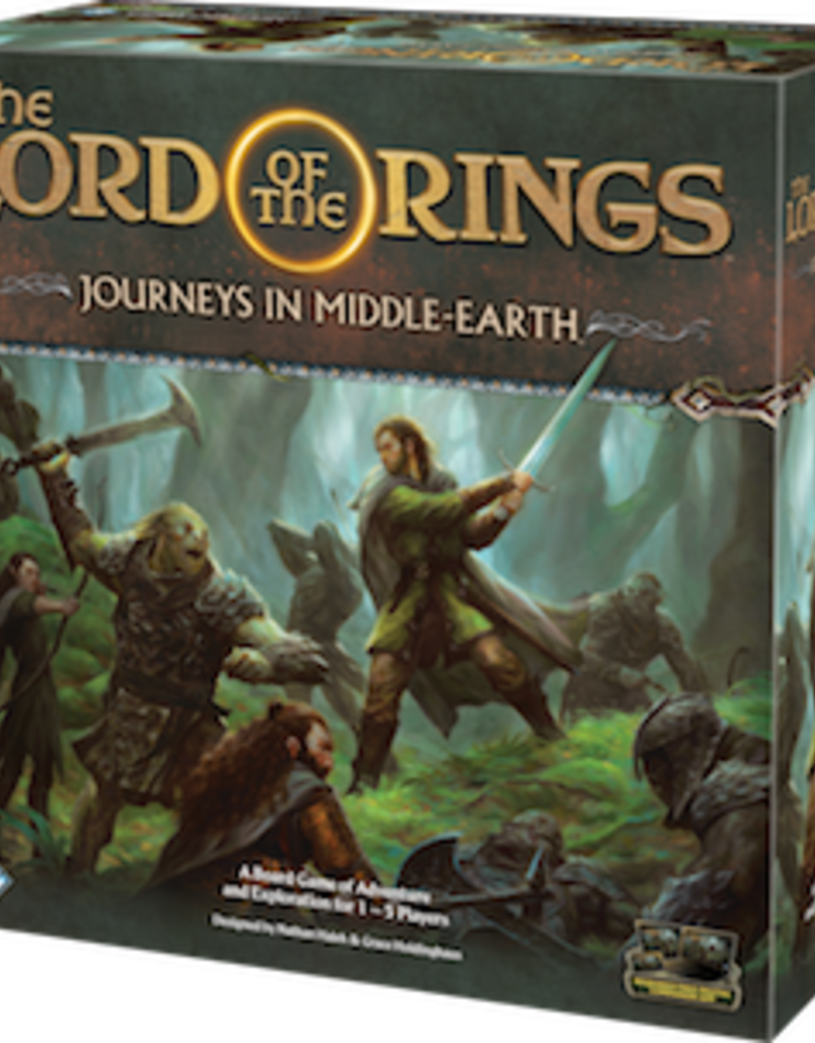 FFG Lord of the Rings: Journeys in Middle Earth