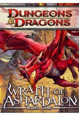 WOTC D&D: Wrath of Ashardalon Board Game