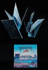 Horrible Guild Railroad Ink Deep Blue
