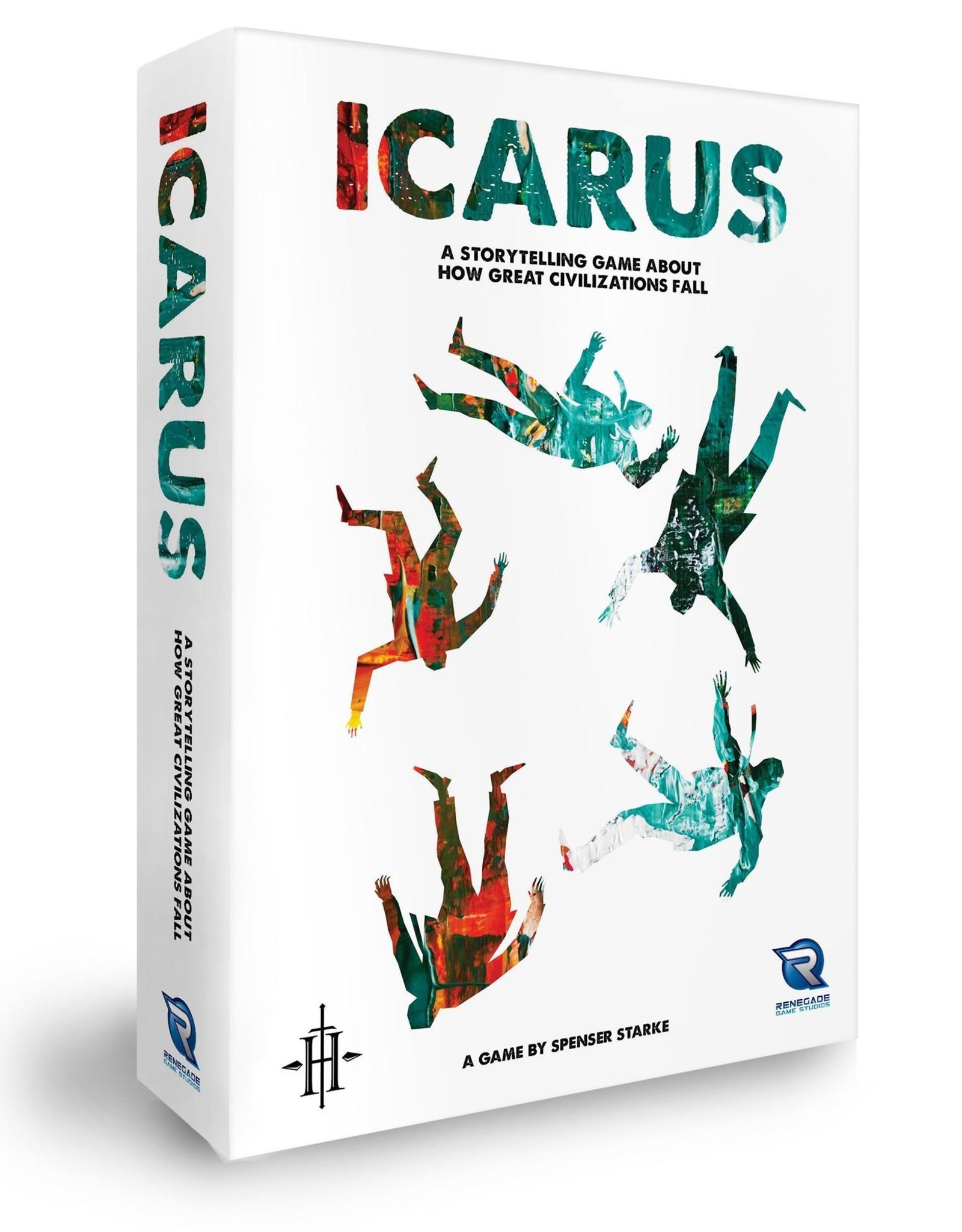 RENEGADE GAMES STUDIOS Icarus